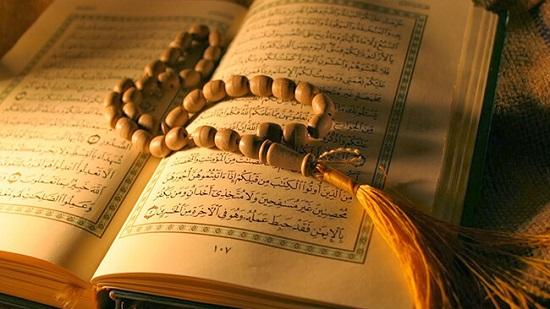 تندخوانی قرآن